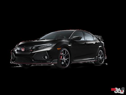 2018 Honda Civic Hatchback CIVIC TYPE R