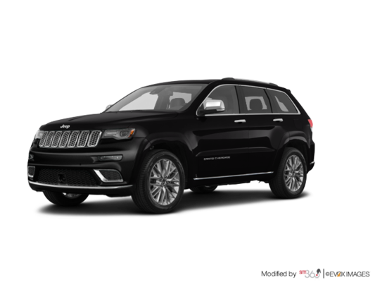 Jeep Grand Cherokee SUMMIT 2018