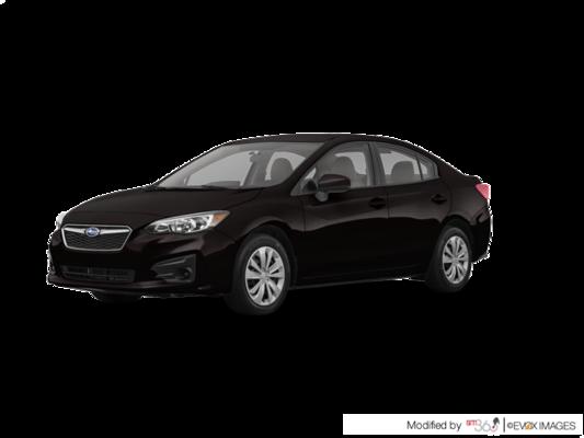Subaru Impreza Limited 2018
