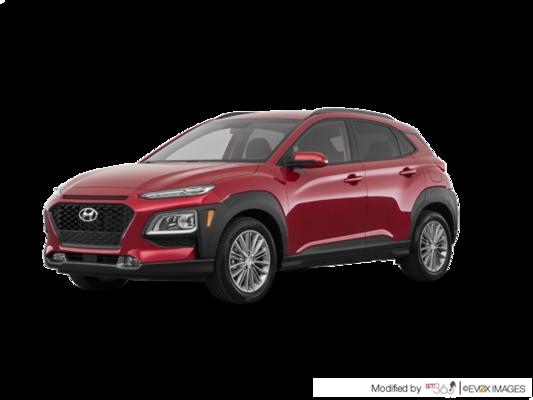 2018 Hyundai KONA FWD Preferred