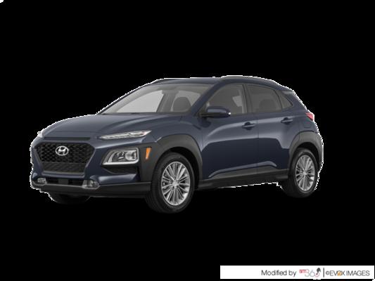 2019 Hyundai KONA FWD Preferred