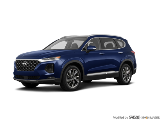 2019 Hyundai Santa Fe AWD Luxury