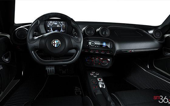 Alfa Romeo 4C COUPÉ ÉDITION LANCEMENT 2015