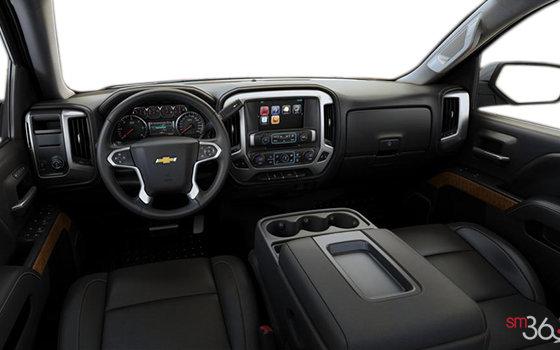 Chevrolet Silverado 1500 LTZ 2015