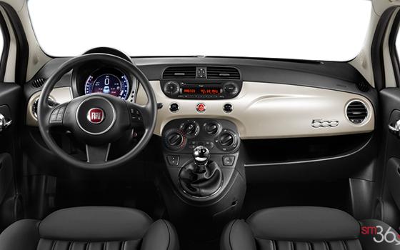 Fiat 500 LOUNGE 2015
