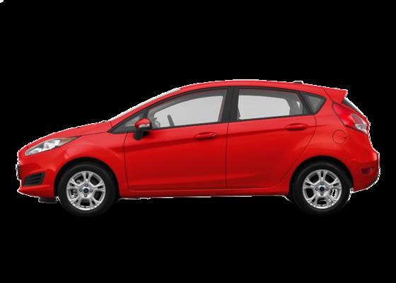 Ford Fiesta SE HAYON 2015