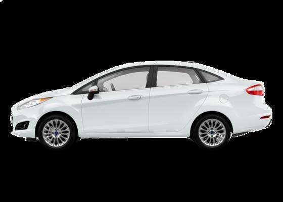 Ford Fiesta TITANIUM BERLINE 2015