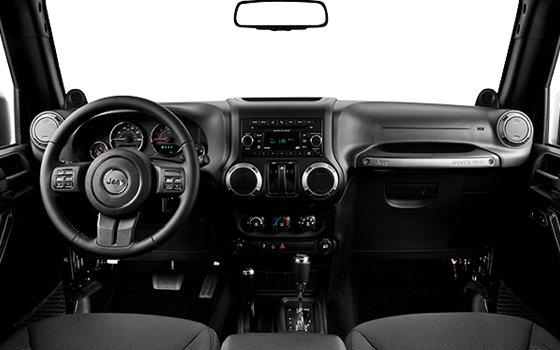 Jeep Wrangler SPORT S 2015