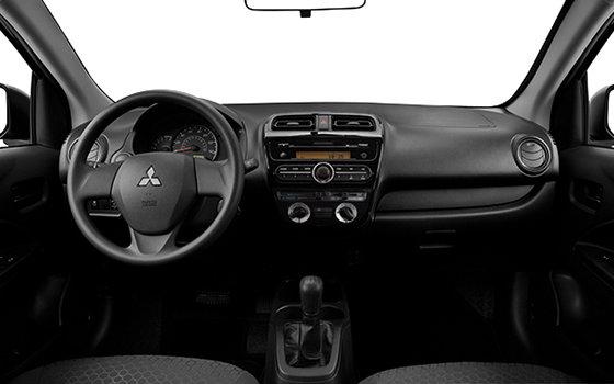 2015 Mitsubishi Mirage ES 5MT