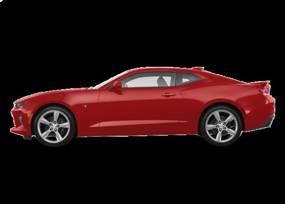 Chevrolet Camaro coupé 1SS 2016