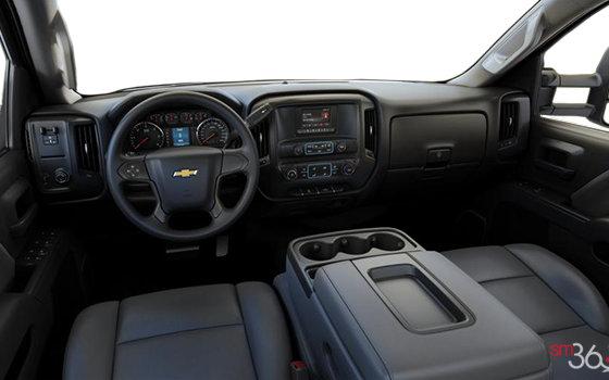 2016 Chevrolet Silverado 3500HD WT