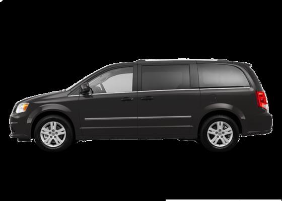 Dodge Grand Caravan CREW 2016