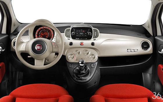 2016 Fiat 500 POP