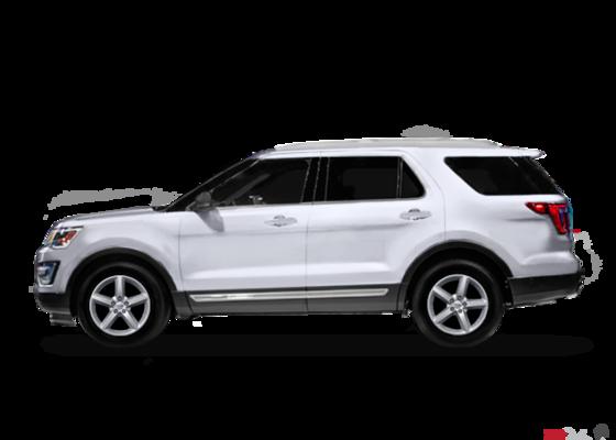 Ford Explorer XLT 2016