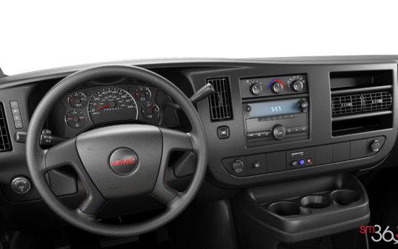 2016 GMC Savana 2500 CARGO