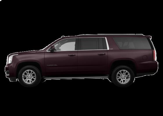 GMC Yukon XL SLE 2016