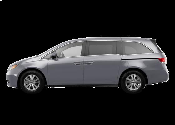 2016 Honda Odyssey EX-RES