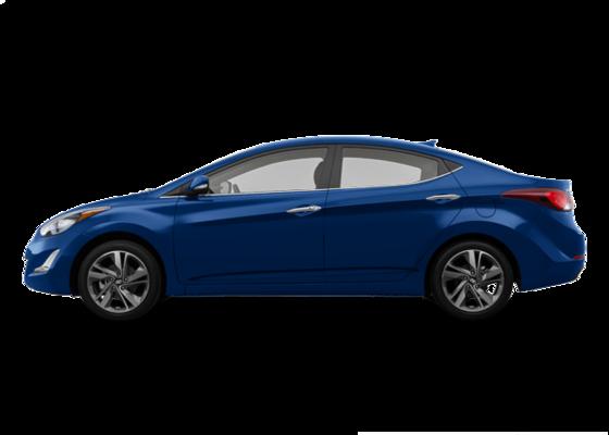 2016 Hyundai Elantra LIMITED