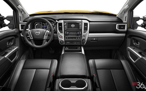 2016 Nissan Titan XD Diesel PRO-4X