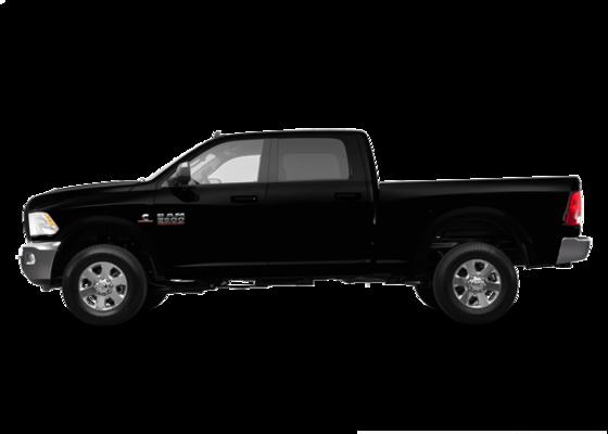 RAM 2500 OUTDOORSMAN 2016