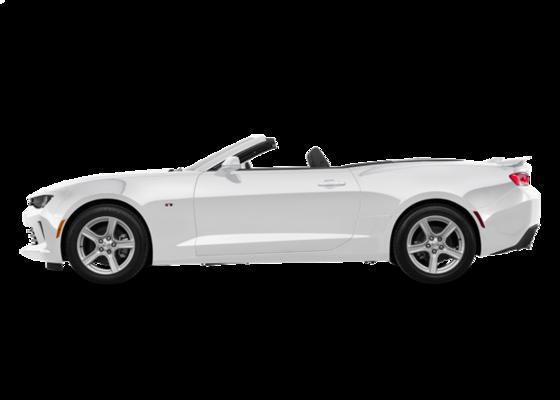 2017 Chevrolet Camaro convertible 2LT
