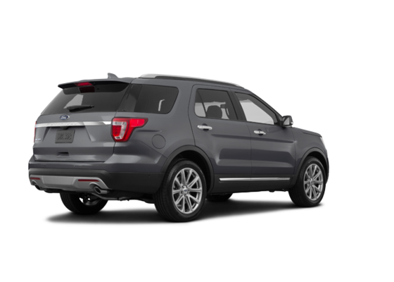 2017 Ford Explorer LIMITED In Montreal Near Brossard And Chateauguay LaSa