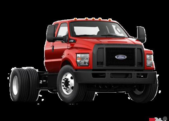 Ford F-650 SD diesel, cadre de châssis droit 2017