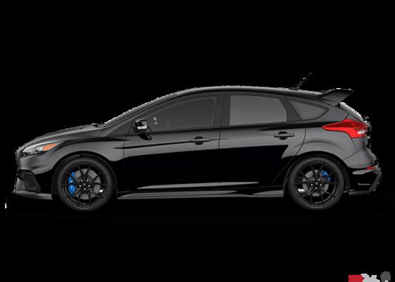 2017 Ford Focus Hatchback RS