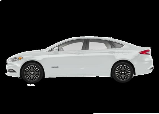 2017 Ford Fusion Hybrid PLATINUM