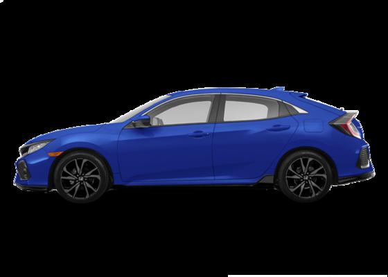 2017 Honda Civic Hatchback SPORT