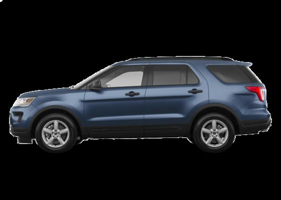 2018 Ford Explorer BASE