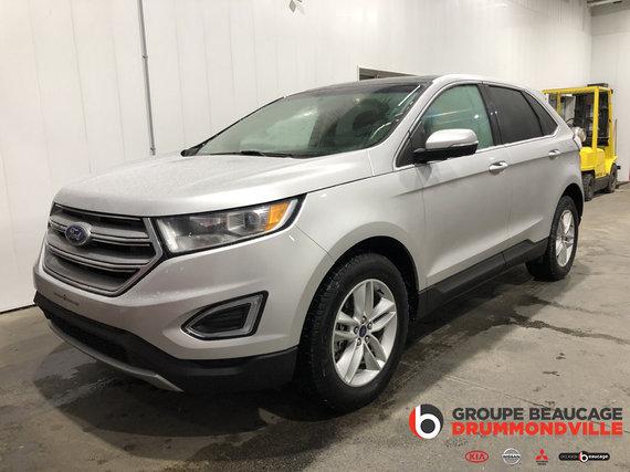 Ford Edge 2017 SEL - GARANTIE - AWD - CUIR - TOIT - NAV