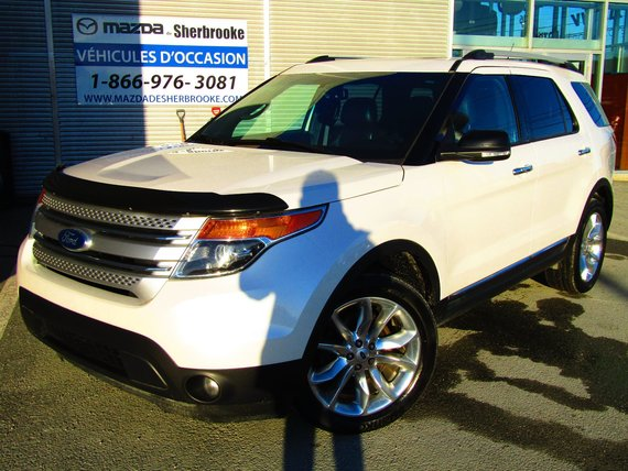 Ford Explorer 2015 AWD 7 PASSAGERS CUIR TOIT PANORAMIQUE