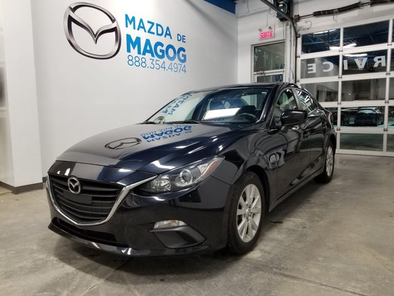 Mazda Mazda3 2015 GX CLIMATISEUR GROUPE ELECTRIQUE