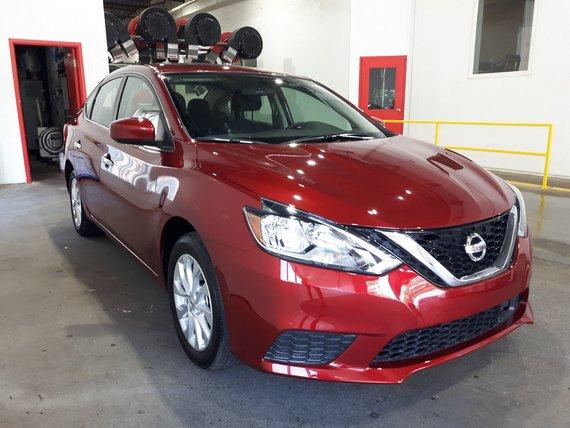 Nissan Sentra 2018 SV - CERTIFIÉ- TOIT- DÉMARRAGE SANS CLÉ- CAMÉRA!