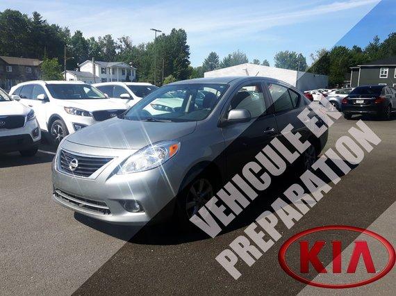 Nissan Versa 2012 SL * MAGS *A/C*CRUISE*BLUETOOTH*