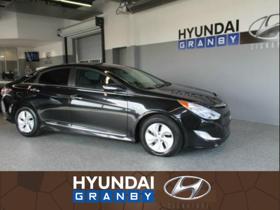 Hyundai Sonata Hybrid MAGS CAM AC GROUPE ELECTRIQUE COMPLET 2014