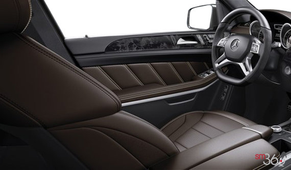 Chestnut Brown Designo Nappa Leather
