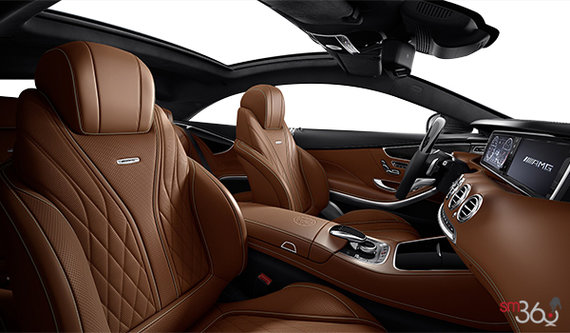 Saddle Brown/Black Designo Exclusive Passion Leather