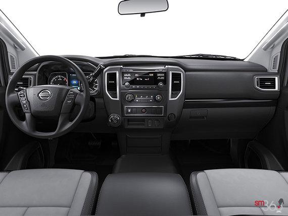 Nissan Titan XD Essence S 2016