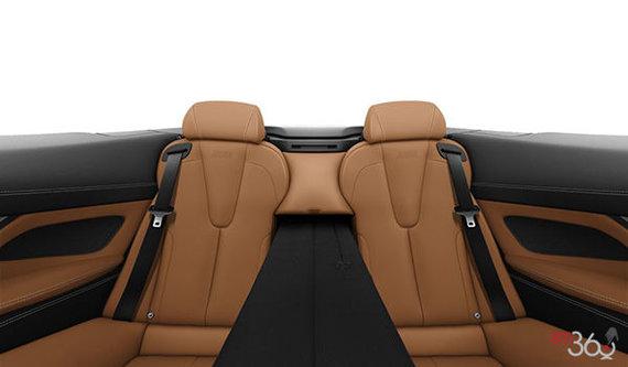 Amaro Brown Full Merino Leather