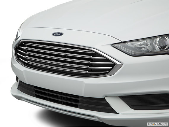 Ford Fusion S 2017
