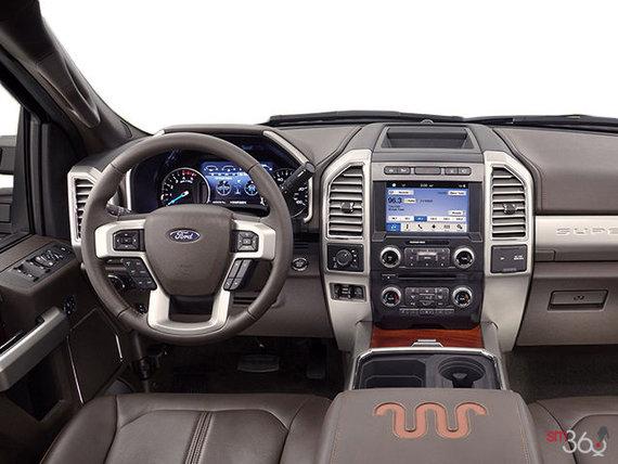 Ford Super Duty F-450 KING RANCH 2017
