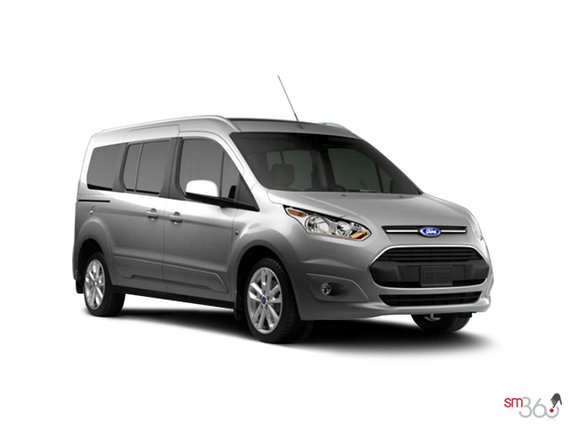 Ford Transit Connect TITANIUM WAGON 2017