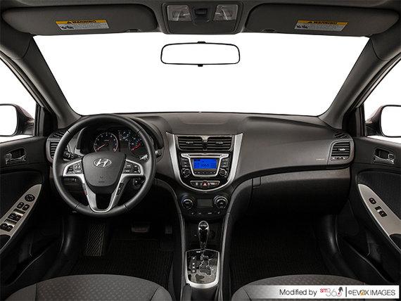 2017 Hyundai Accent 5 Doors GLS