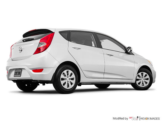 2017 Hyundai Accent 5 Doors LE