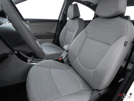2017 Hyundai Accent Sedan LE