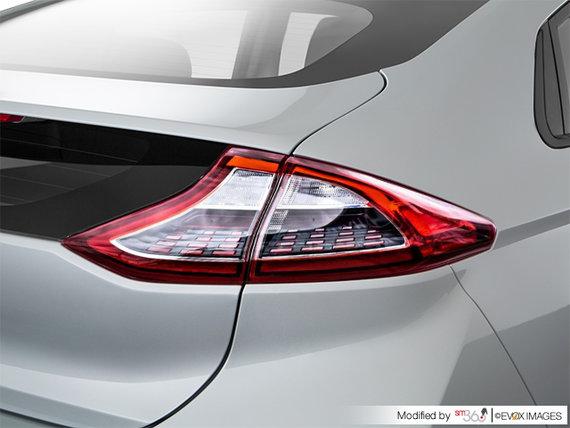 2017 Hyundai IONIQ electric SE CCP