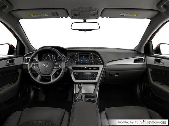 2017 Hyundai Sonata GLS