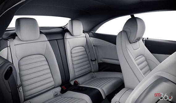 Crystal Grey Leather